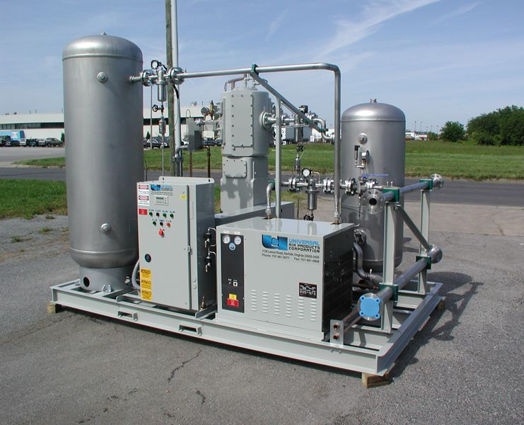 Vacuum And Blower Systems : Medical vacuum blower systems components universal