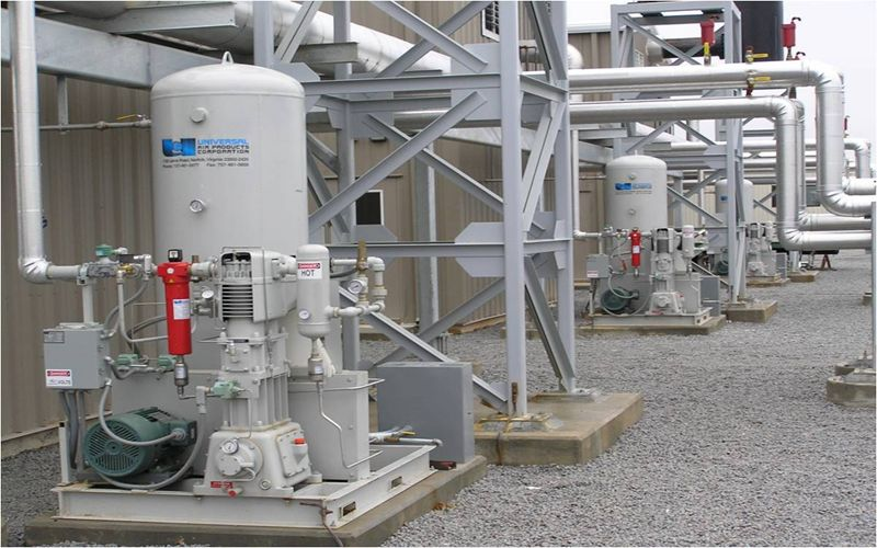 Gas Compressor Booster Systems Amp Components Universal